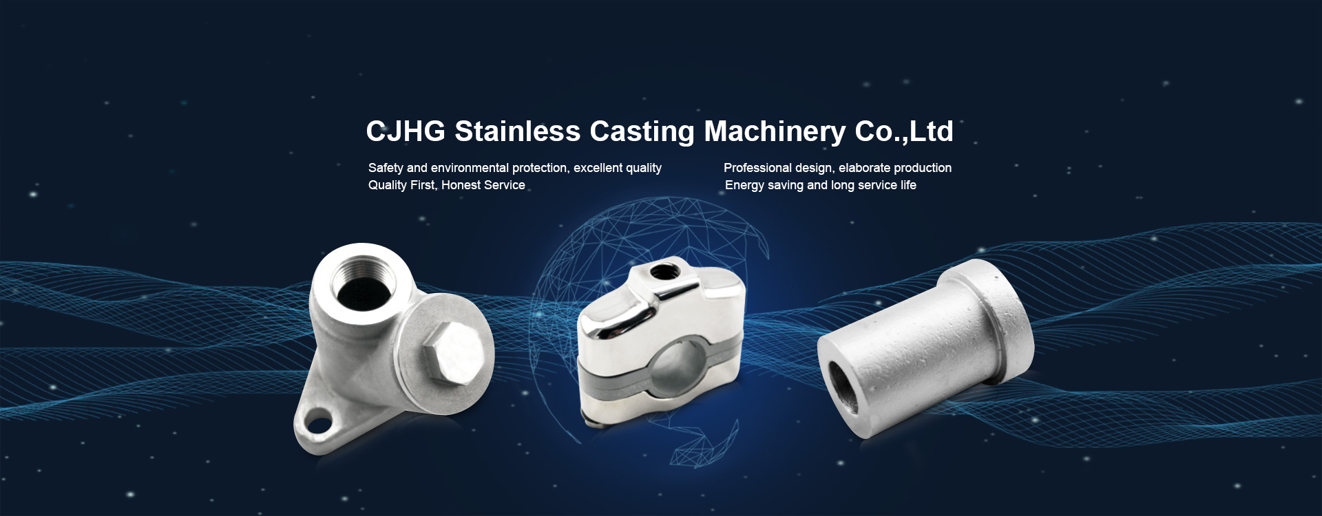 CJHG Stainless Casting Machinery Co.,Ltd